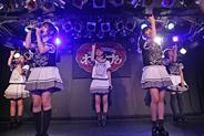 「完全なるライブハウスツアー2016~猫耳捨てて走り出すに゛ゃー~」広島公演の様子。