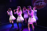 「完全なるライブハウスツアー2016~猫耳捨てて走り出すに゛ゃー~」名古屋公演の様子。