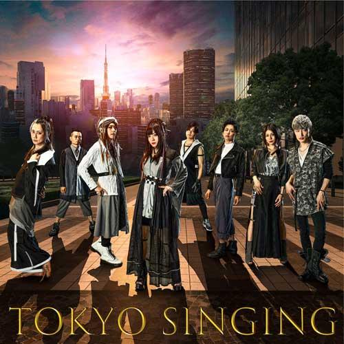 和楽器バンド「TOKYO SINGING」Blu-ray / 初回限定映像盤