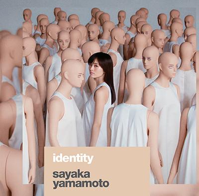 山本彩「identity」初回限定盤