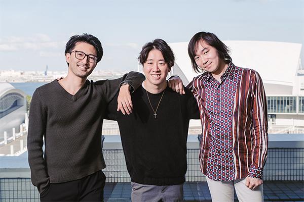 「横浜WEBステージ」特集 田村吾郎(クリエイティブディレクター)、川瀬賢太郎(指揮者)、阪田知樹(ピアニスト)インタビュー