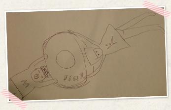 5曲目「ひょうひょう」のイメージ写真。(撮影:吉澤嘉代子)