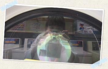 6曲目「ジャイアンみたい」のイメージ写真。(撮影:吉澤嘉代子)