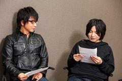 左からRyu☆、Starving Trancer。