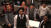 「HITOSHI MATSUMOTO Presents ドキュメンタル」シーズン2のワンシーン。