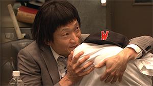 「ドキュメンタル」シーズン7より、ザブングル加藤。
