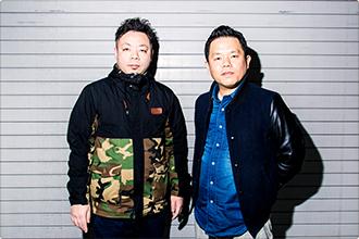 NSC特集 ダイアンインタビュー - お笑いナタリー 特集 ...