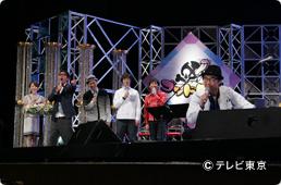 「ゴッドタン マジ歌フェスティバル2012」収録内容画像(C)テレビ東京