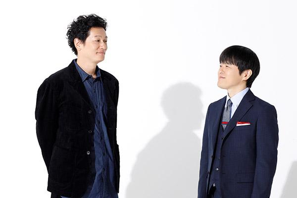 バカリズムと井浦新が語るWOWOWオリジナルドラマ「殺意の道程」