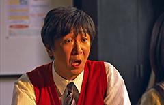 「SICKS」第7話に出演する東京03飯塚。©「SICKS」製作委員会
