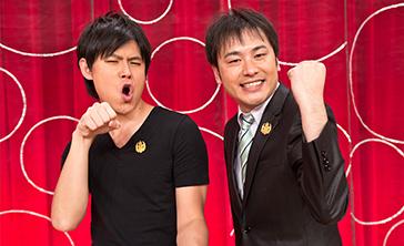 左から篠宮 暁、高松新一。