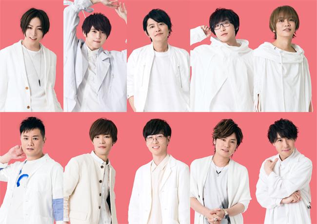 「AD-LIVE 10th Anniversary stage ~とてもスケジュールがあいました~」