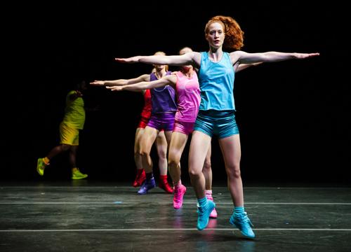 パウラ・ロソレン「Aerobics!- A Ballet in 3 Acts」