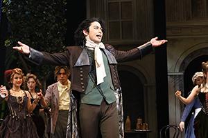 ミュージカル「1789 -バスティーユの恋人たち-」より、上原理生演じるダントン。(写真提供:東宝演劇部)
