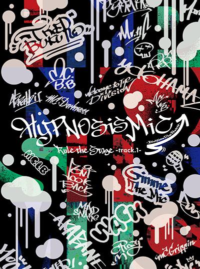 「『ヒプノシスマイク-Division Rap Battle-』Rule the Stage -track.1-」初回限定版Blu-ray