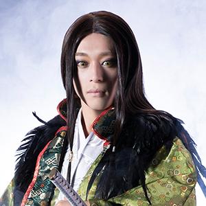 元木聖也扮する流狂四郎。