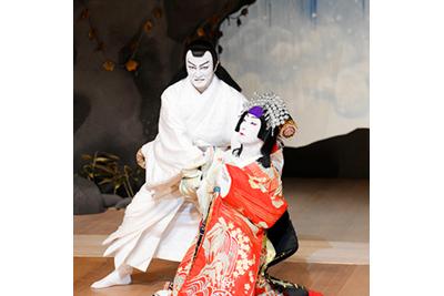 松竹大歌舞伎 ©松竹株式会社