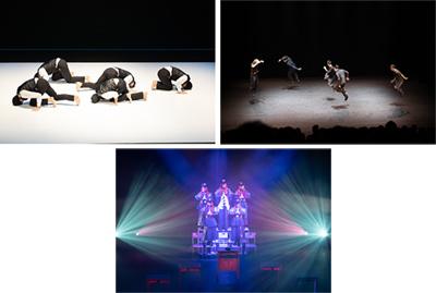 日仏ダンス共同制作 トリプルビル ©KOS-CREA / 写真提供:国際交流基金