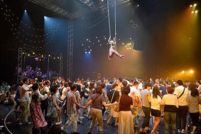 空中キャバレー2019   まつもと市民芸術館