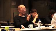 ドキュメンタリー「疾走する蜷川幸雄80歳~生きる覚悟~」より。 ©HORIPRO