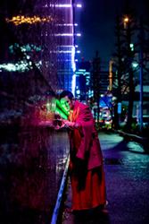 オフシアター歌舞伎「女殺油地獄」メインビジュアル