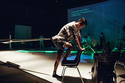 「プラータナー:憑依のポートレート」タイ初演より。(Photo:Sopanat Somkhanngoen)