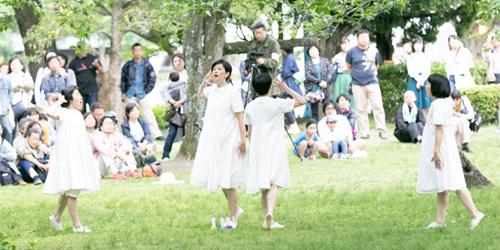 「ストレンジシード静岡」過去公演より。(撮影:山口真由子)