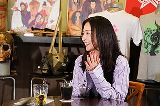 松雪泰子(撮影:宮川舞子)